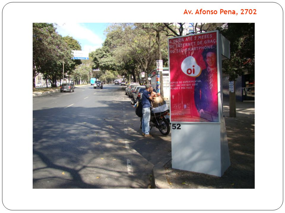 Av. Afonso Pena, 2702