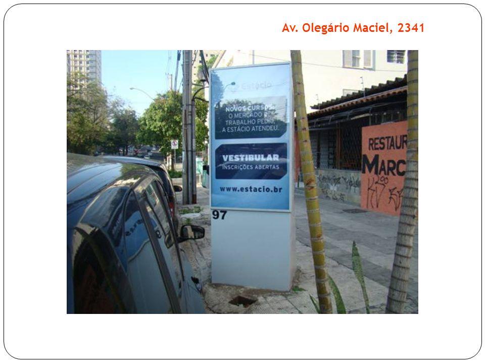 Av. Olegário Maciel, 2341