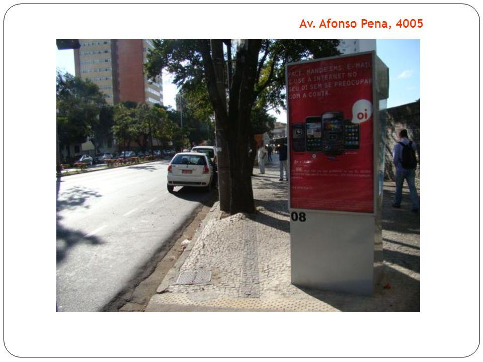 Av. Afonso Pena, 4007