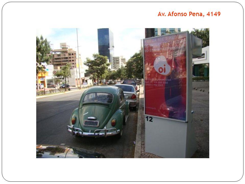 Av. Afonso Pena, 4149