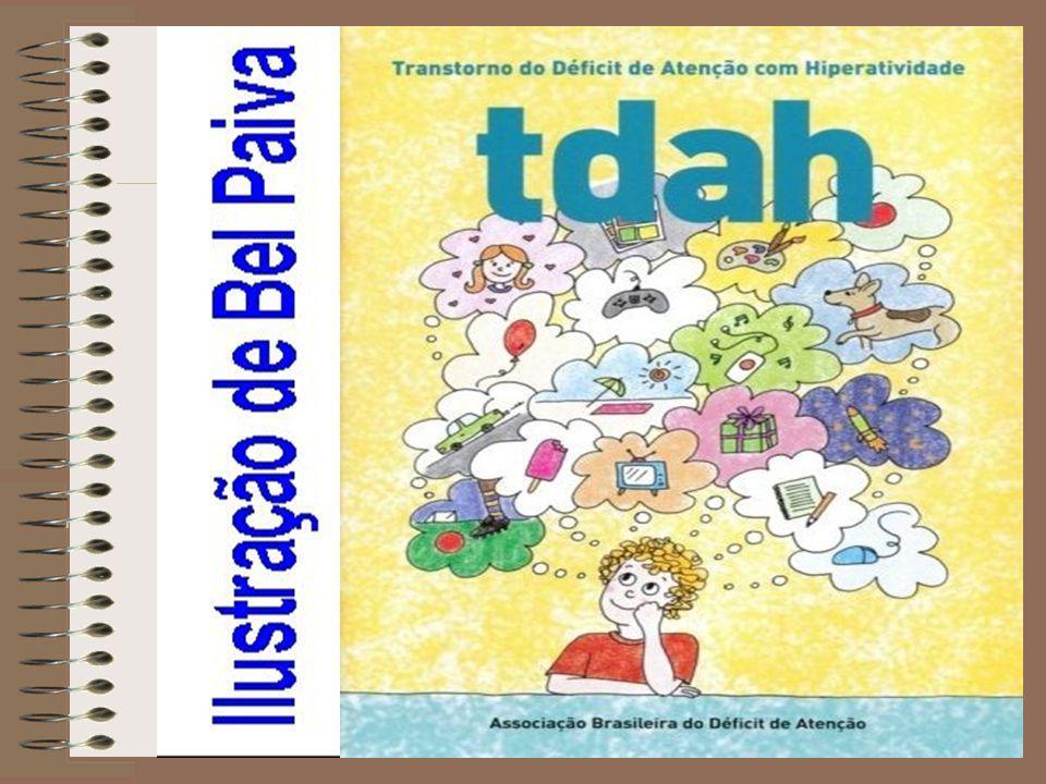 TDAH 9) E a desatenção, como se apresenta.A falha da atenção pode aparecer de diversas formas.