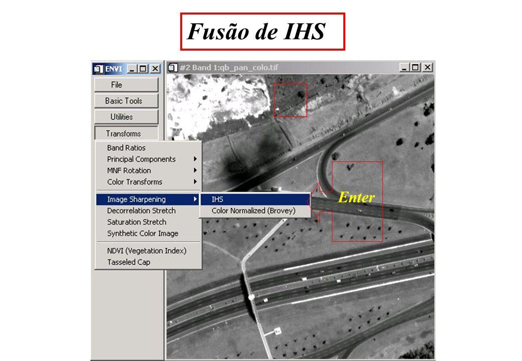 Fusão de IHS Enter