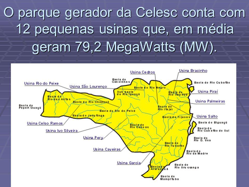 Centrais Geradoras do Sul do Brasil S.A. - GERASUL Itaipu Binacional Companhia Paranaense de Energia - COPEL PrimoTedesco S.A. Cooperativa de Energia