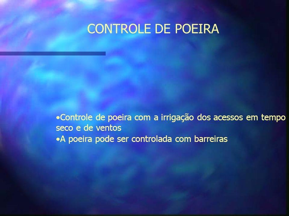 MEDIDAS DE CONTROLE DE ODOR Cobertura diária Neutralização de Odores e contenção de agentes Controle de gás