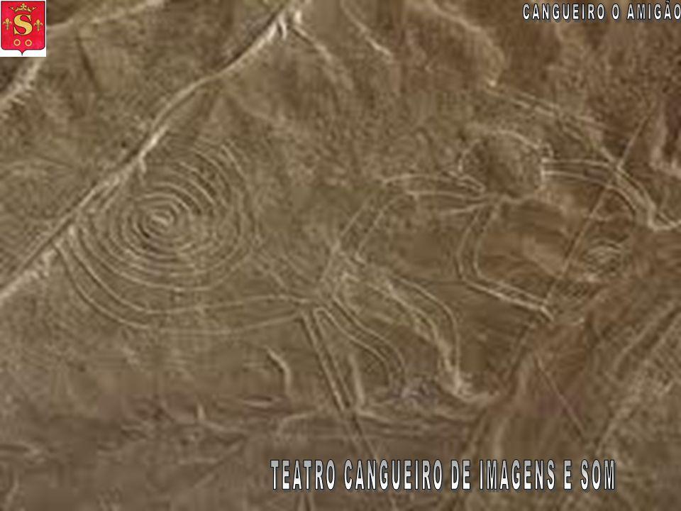 As Linhas de Nazca estão localizadas no Pampas de Jumana no deserto de Paracas em Ica - Peru, essas linhas misteriosas, fantásticas e surpreendentes f