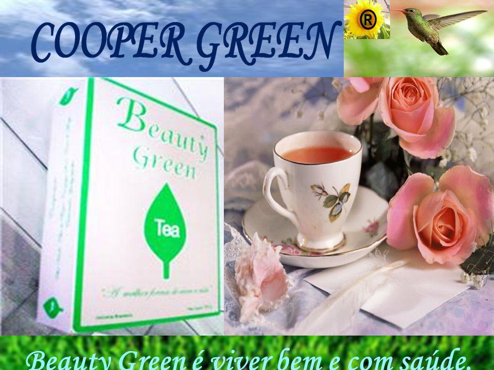 Beauty Green é viver bem e com saúde. ®