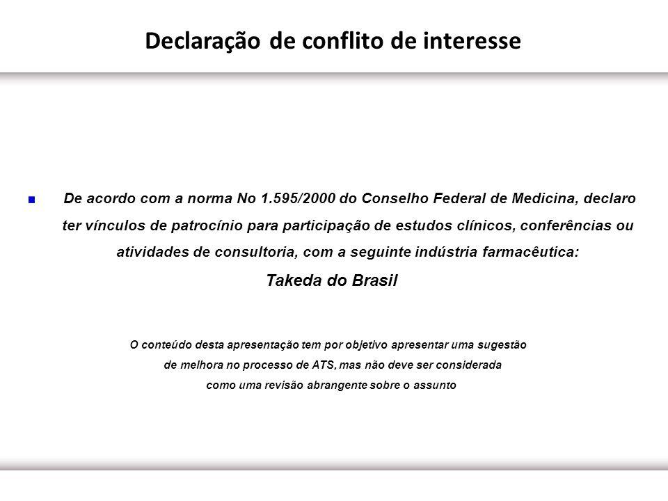 Agenda Economia da Saúde na prática do Auditor Economia da Saúde na prática do Auditor Impacto econômico: Selantes & Hemostáticos Impacto econômico: Selantes & Hemostáticos
