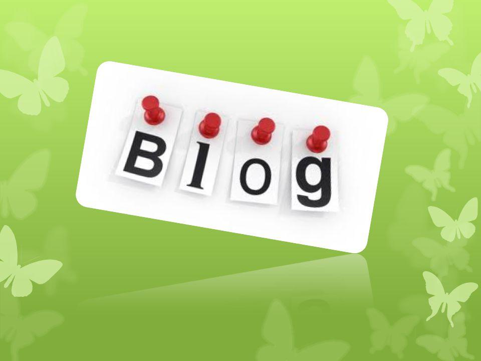 Definição da Palavra: Um blog ou blogue (contração do termo inglês web log, diário da rede ) é um site cuja estrutura permite a atualização rápida a partir de acréscimos dos chamados artigos, ou posts.