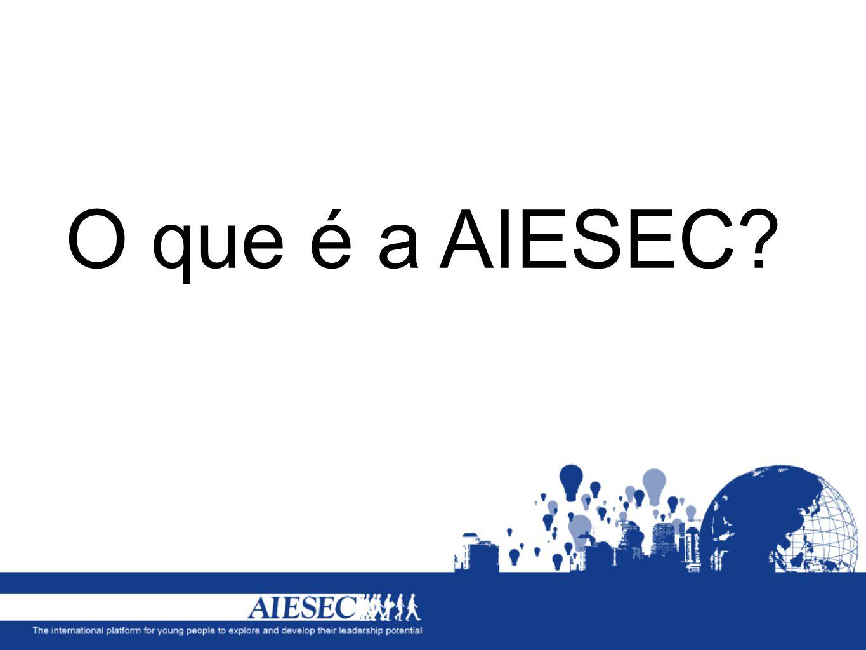 O que é a AIESEC?