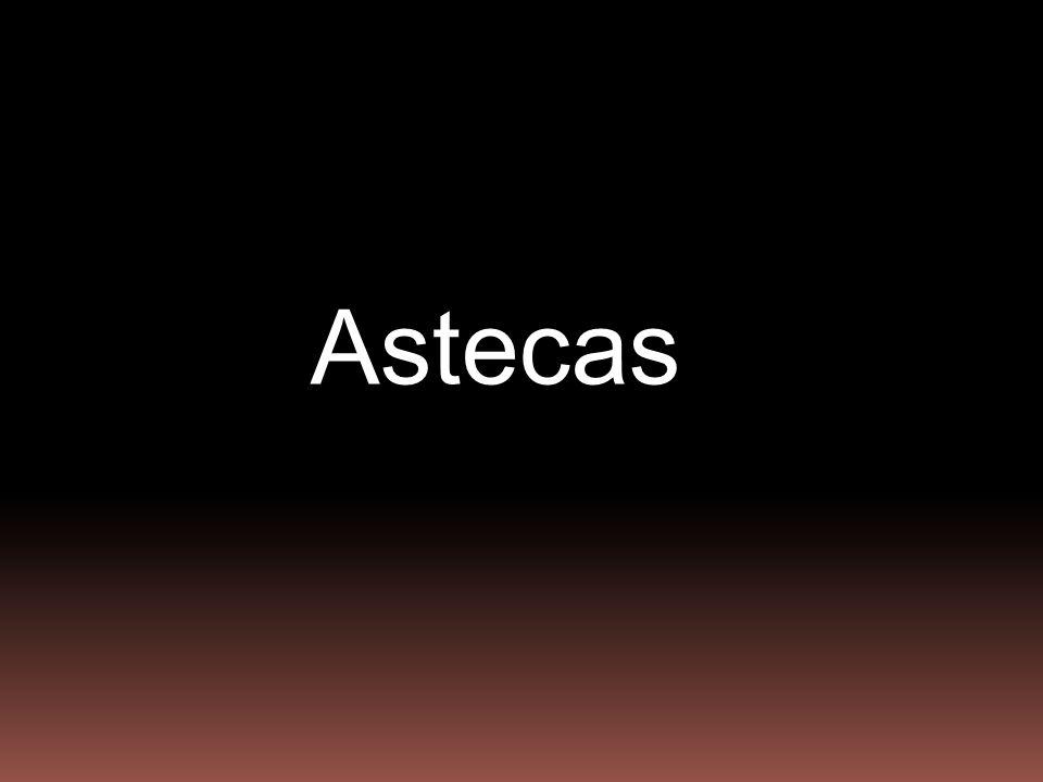 Os astecas (1325 até 1521; a forma azteca também é usada) foram uma civilização mesoamericana, pré- colombiana, que floresceu principalmente entre os séculos XIV e XVI, no território correspondente ao atual México.13251521civilizaçãomesoamericanapré- colombiana séculosXIVXVIterritório México Na sucessão de povos mesoamericanos que deram origem a essa civilização destacam-se os toltecas, por suas conquistas civilizatórias, florescendo entre o século X e o século XII seguidos pelos chichimecas imediatamente anteriores e praticamente fundadores do Império Asteca com a queda do Império Tolteca.