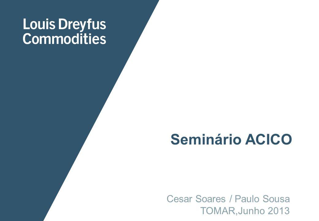 Seminário ACICO Cesar Soares / Paulo Sousa TOMAR,Junho 2013