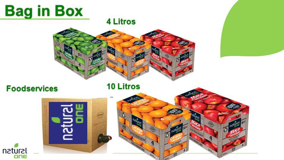 4 Litros 10 Litros Foodservices