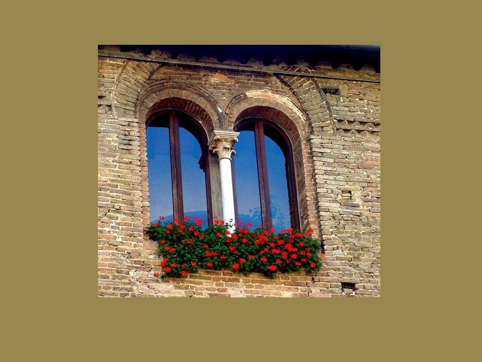 Uma janela não deveria nunca ser banal.