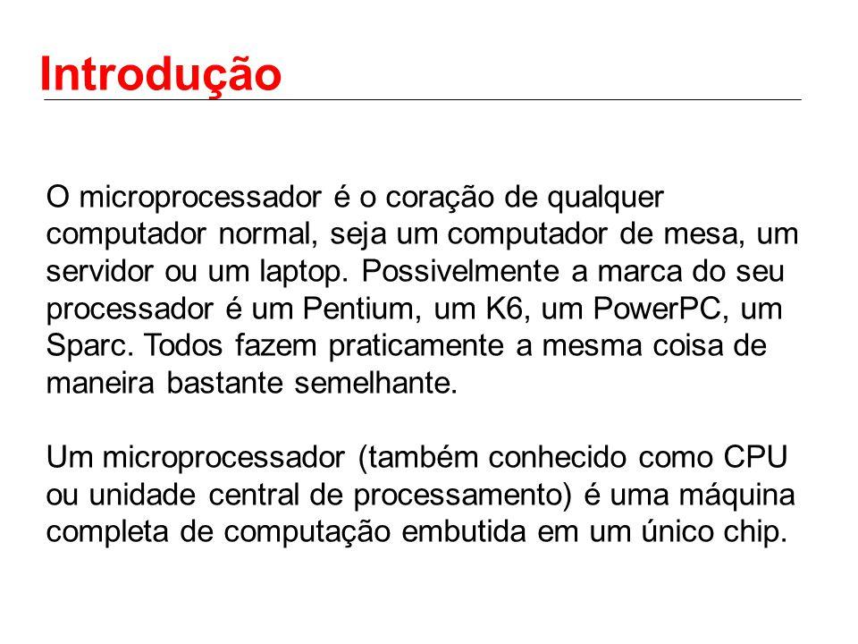 Introdução Intel 4004