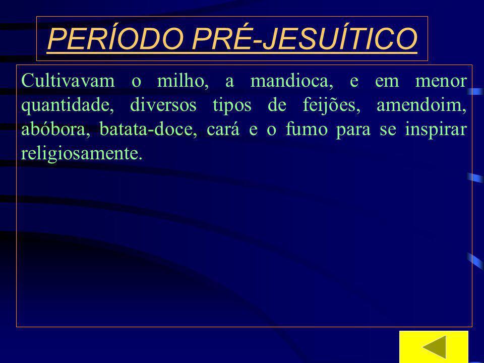 PERÍODO PRÉ-JESUÍTICO A Medicina consistia em processos complexos, em que os elementos mágico-religiosos se confundiam com os conhecimentos por assim dizer, científico.
