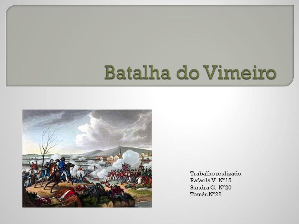 Trabalho realizado: Rafaela V. Nº15 Sandra G. Nº20 Tomás Nº22