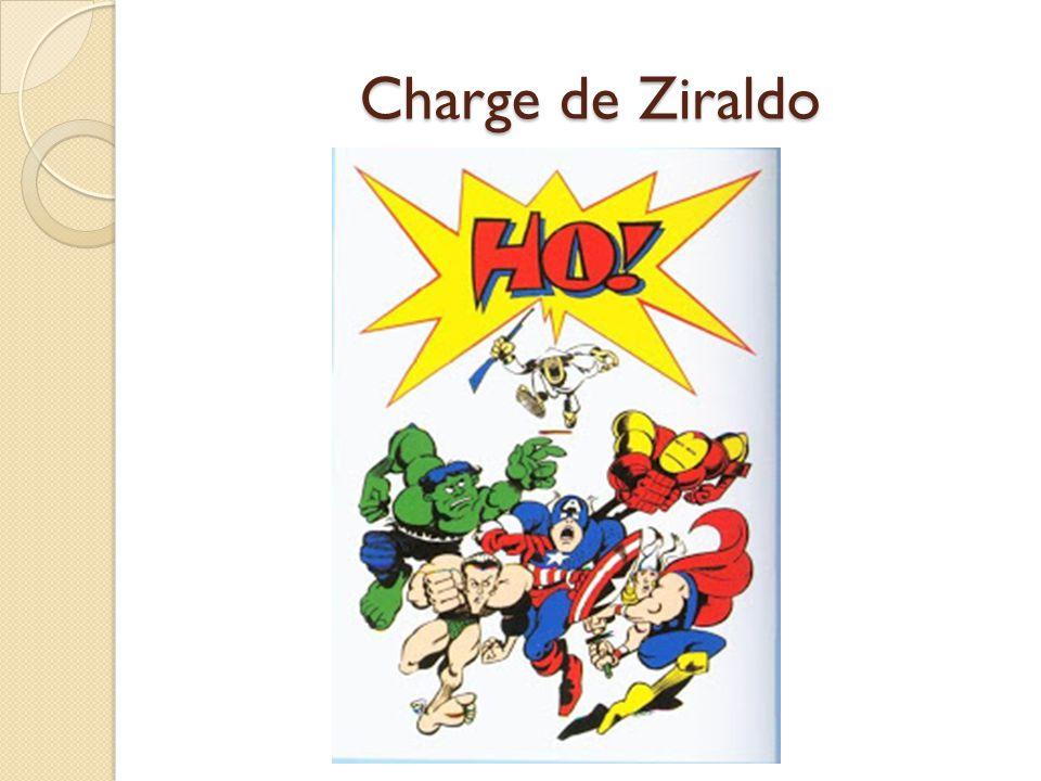 Charge de Ziraldo