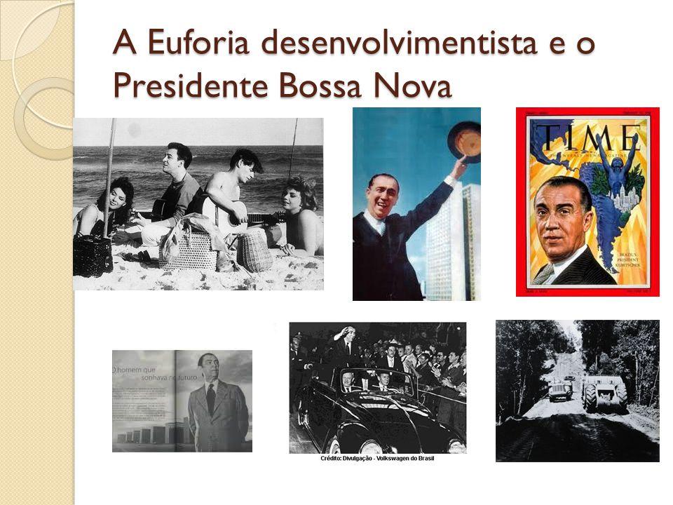 A Euforia desenvolvimentista e o Presidente Bossa Nova