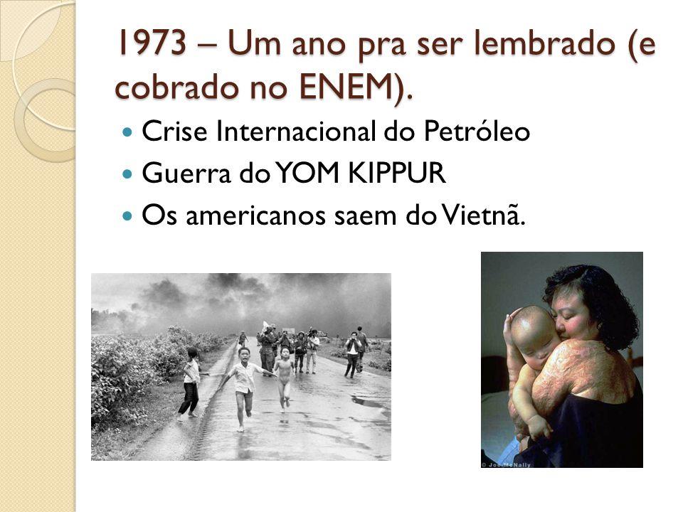 1973 – Um ano pra ser lembrado (e cobrado no ENEM).