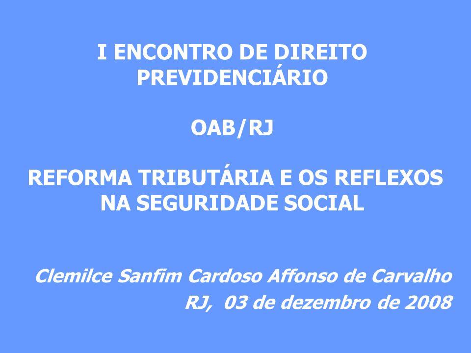 Seguridade Social Receitas realizadas Acumulado no exercício % PIB 2005 2006 2007 2005 2006 2007 1.