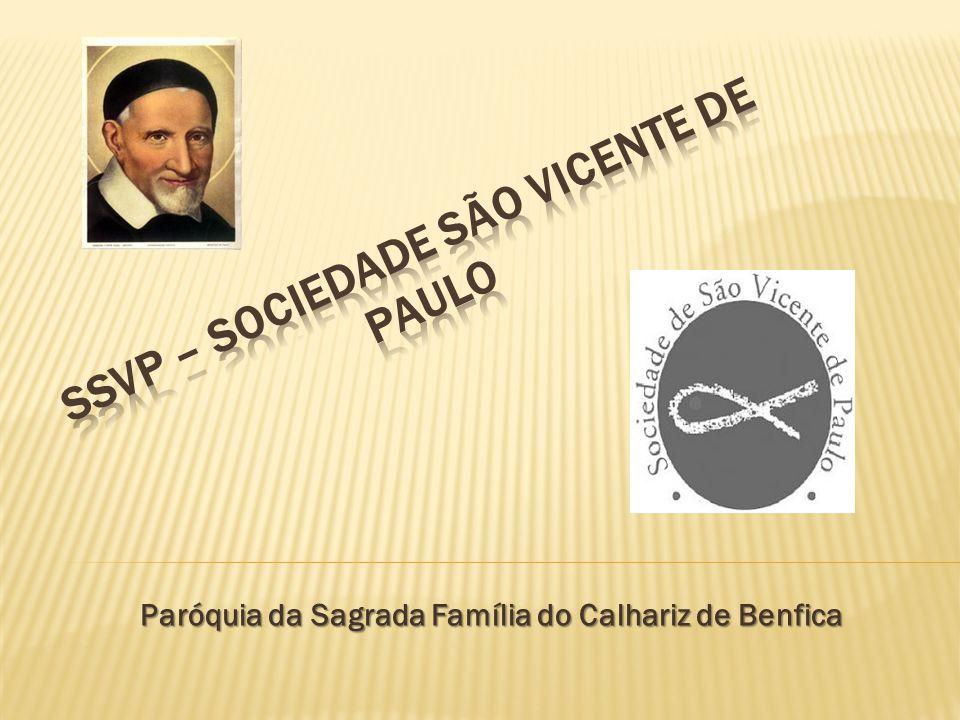 Em 1833, em Paris, um grupo de sete jovens universitários, entre os quais Frederico Ozanam, funda a primeira Conferência da Caridade.