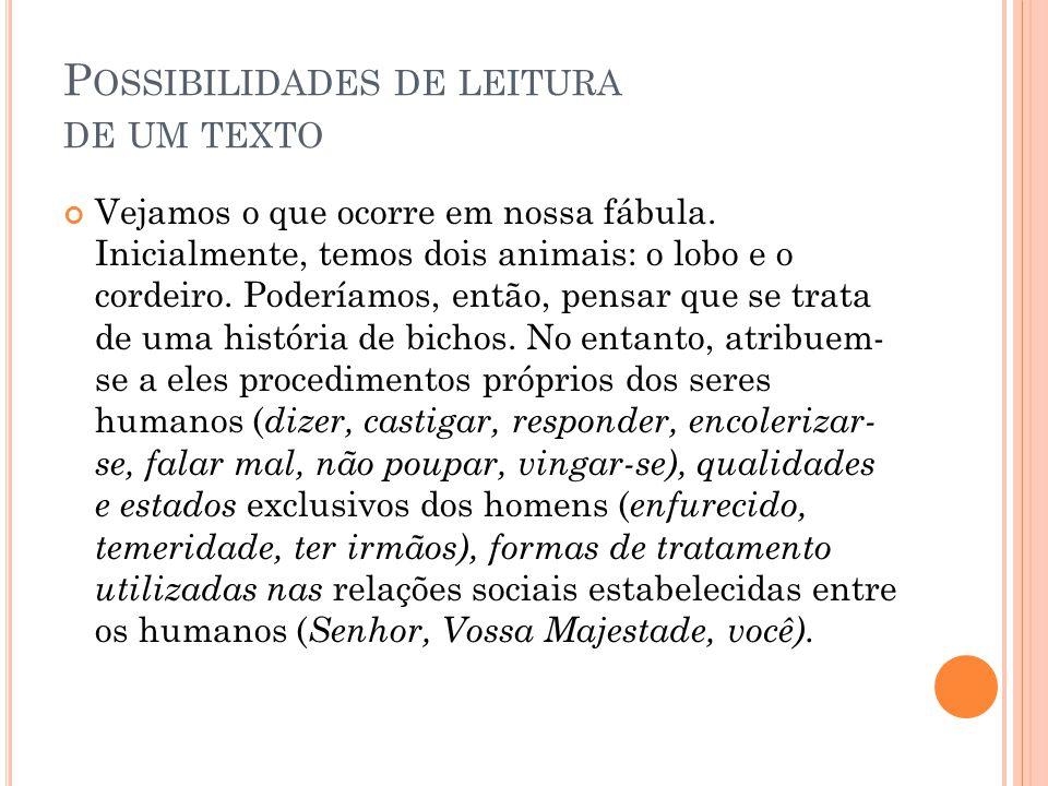 A NTÍTESE - TEXTO Leia o texto abaixo, retirado do romance Esaú e Jacó, de Machado de Assis.