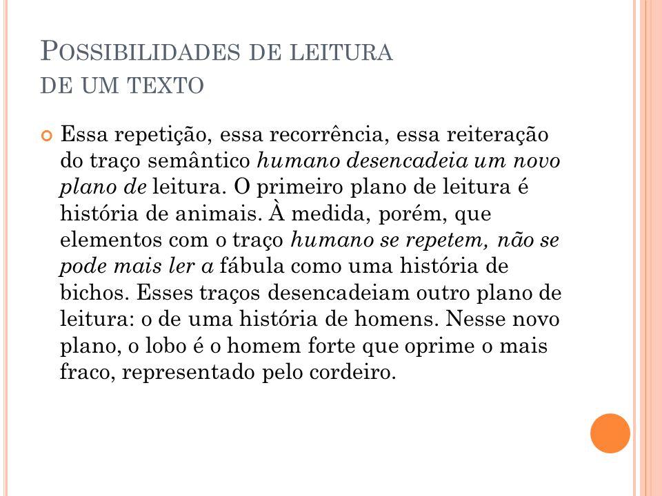ALGUNS TOUREIROS, DE JOÃO CABRAL DE MELO NETO O último dos três versos leva a um plano de leitura social.