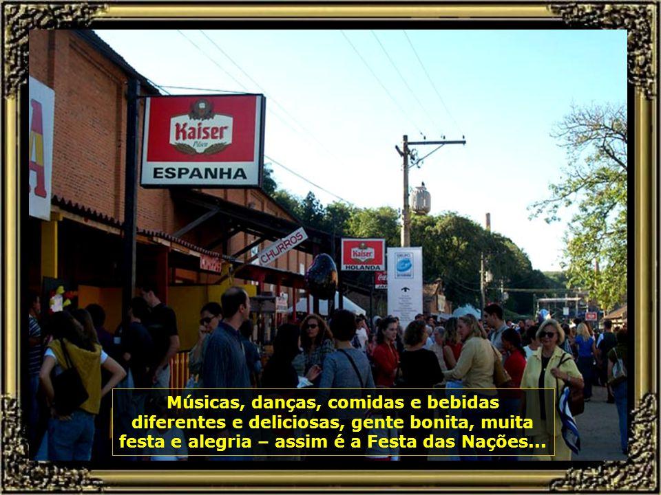 Seguramente, uma das mais belas festas do Brasil, por sua dimensão, organização, beleza, e num local que, por si só, já proporciona muito prazer em es