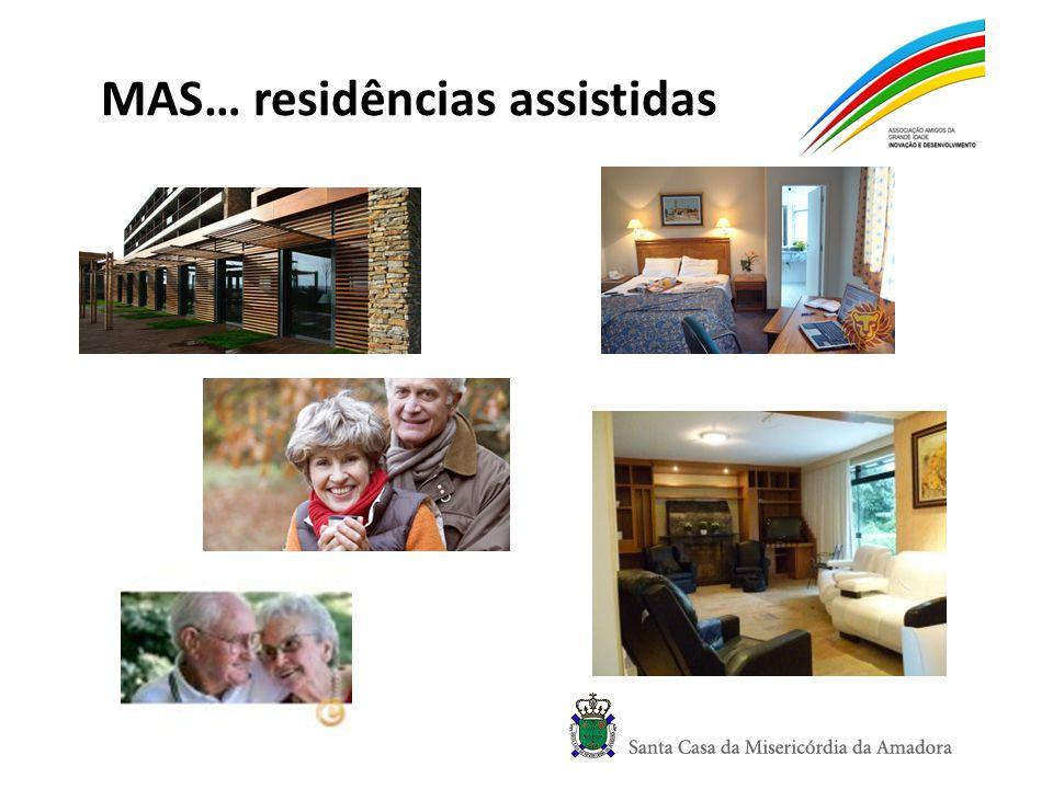 MAS… residências assistidas