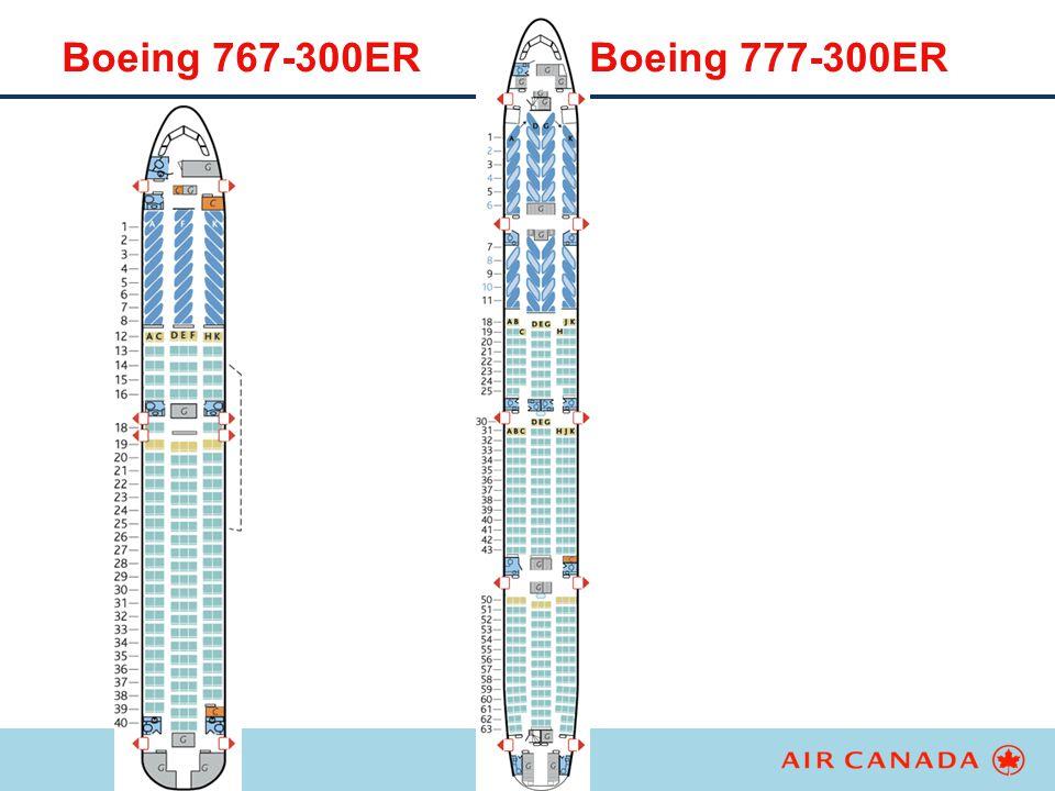Boeing 767-300ERBoeing 777-300ER