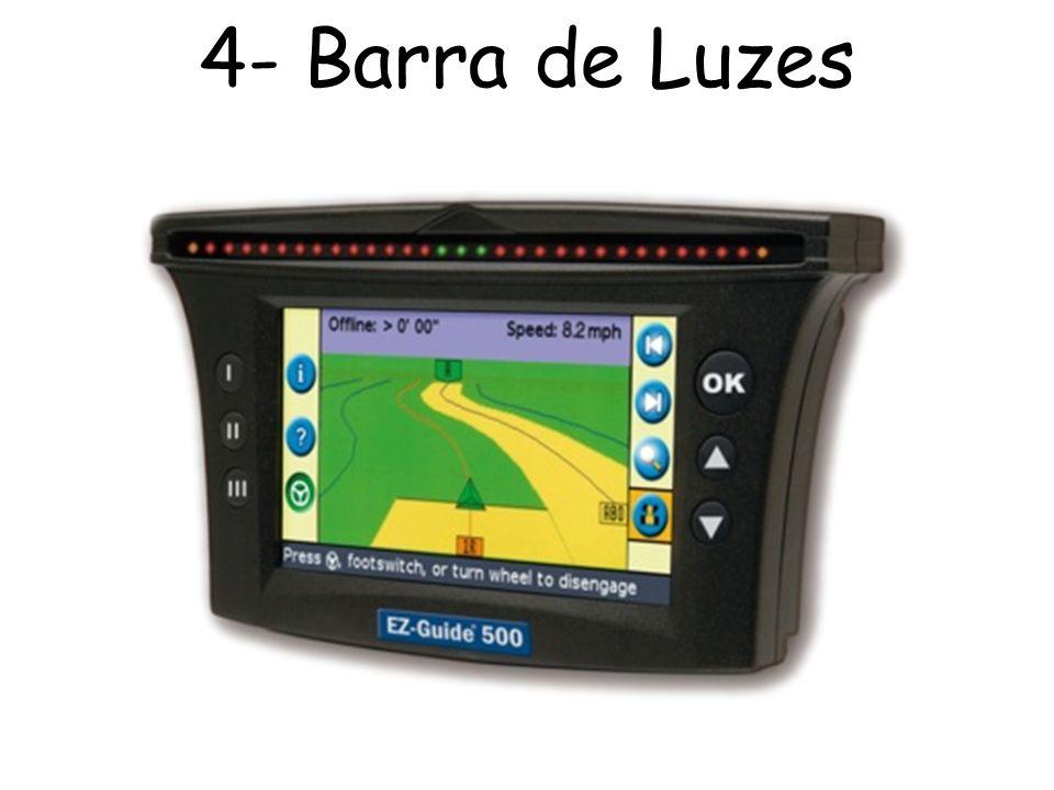 4- Barra de Luzes