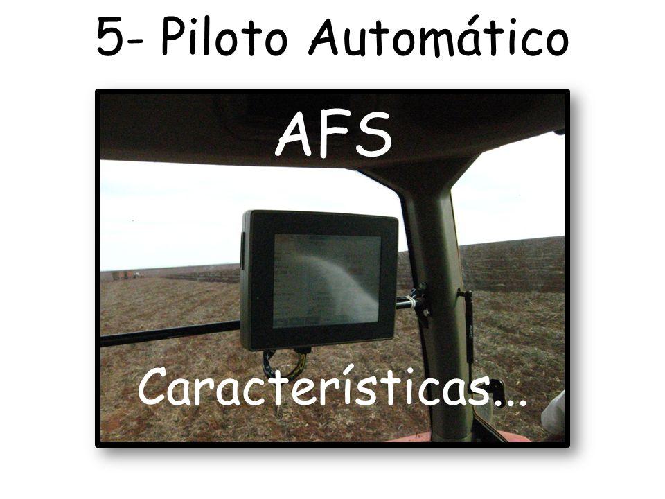 AFS 5- Piloto Automático Características...