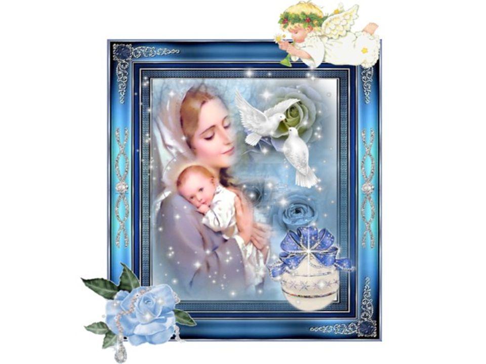 Cultiva mais a tua devoção pela Senhora Mãe de Jesus. Ela, que serviu de intermediária para o aparecimento do Mestre na Terra, era portadora das maior