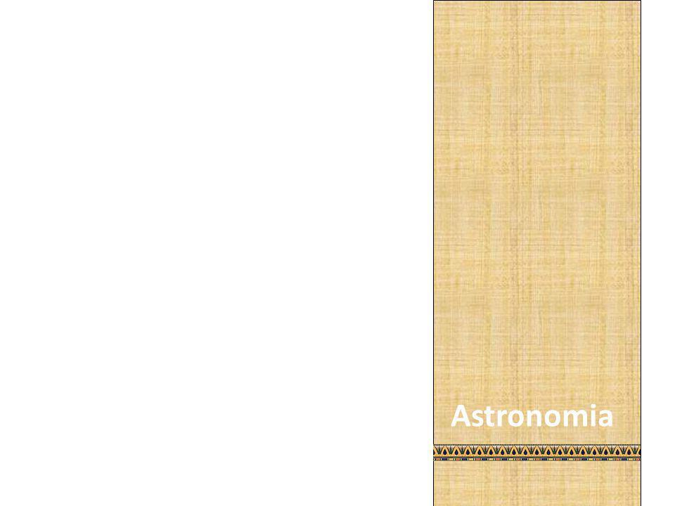 As estrelas sempre orientaram os egípcios, na navegação, e na agricultura.