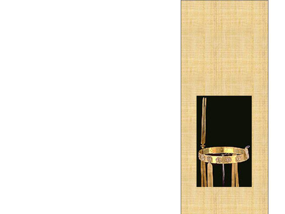 O principal material utilizado pelos escribas era o papiro, acompanhado de pincéis, paletas, tinteiros e um pilão.