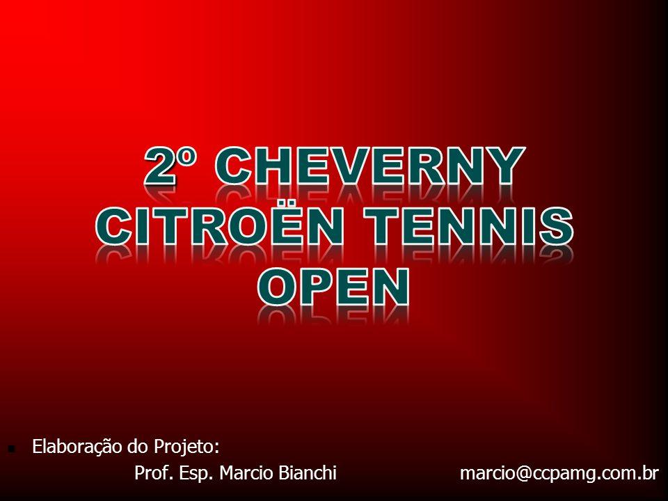 Elaboração do Projeto: Prof. Esp. Marcio Bianchi marcio@ccpamg.com.br