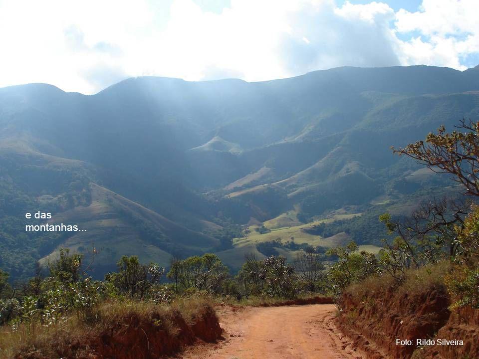 Foto: Rildo Silveira Sinta a paz das cachoeiras...