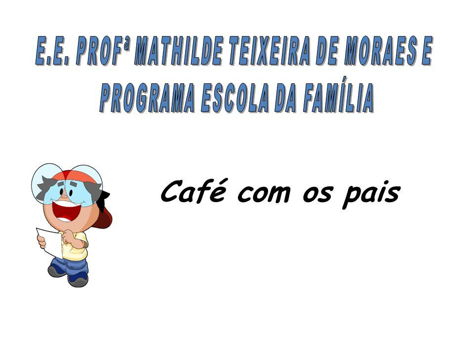 Café com os pais