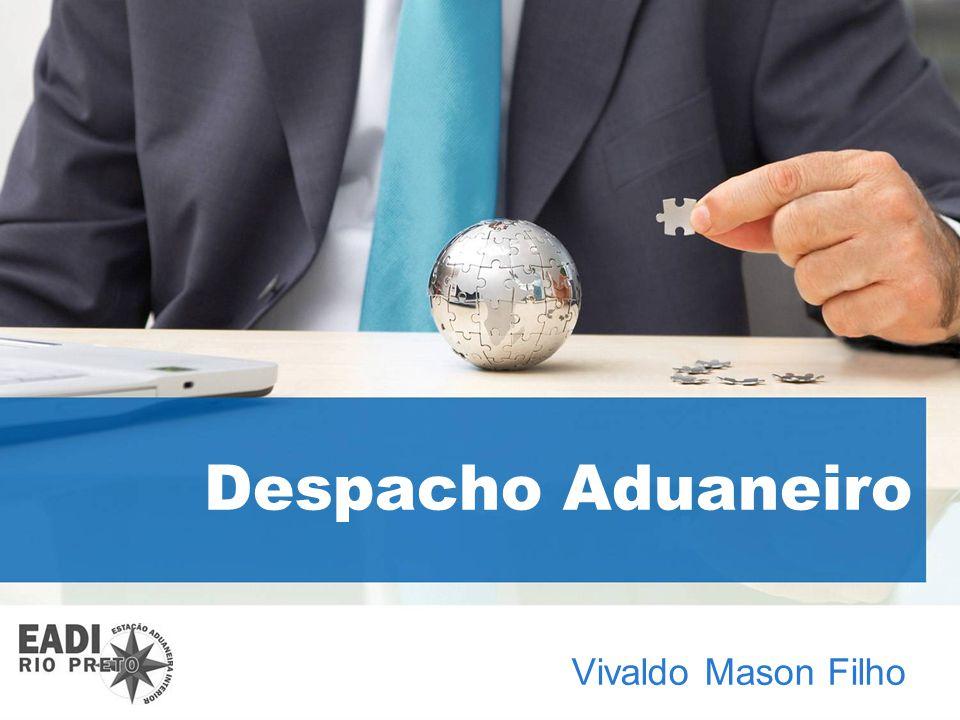 Despacho Aduaneiro Vivaldo Mason Filho