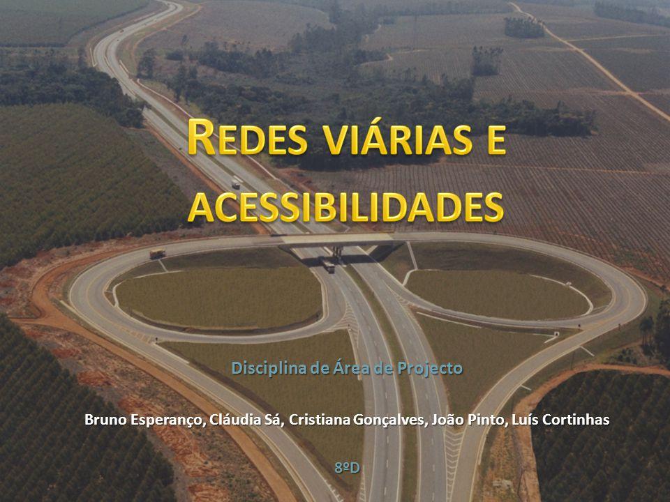 Disciplina de Área de Projecto Bruno Esperanço, Cláudia Sá, Cristiana Gonçalves, João Pinto, Luís Cortinhas 8ºD