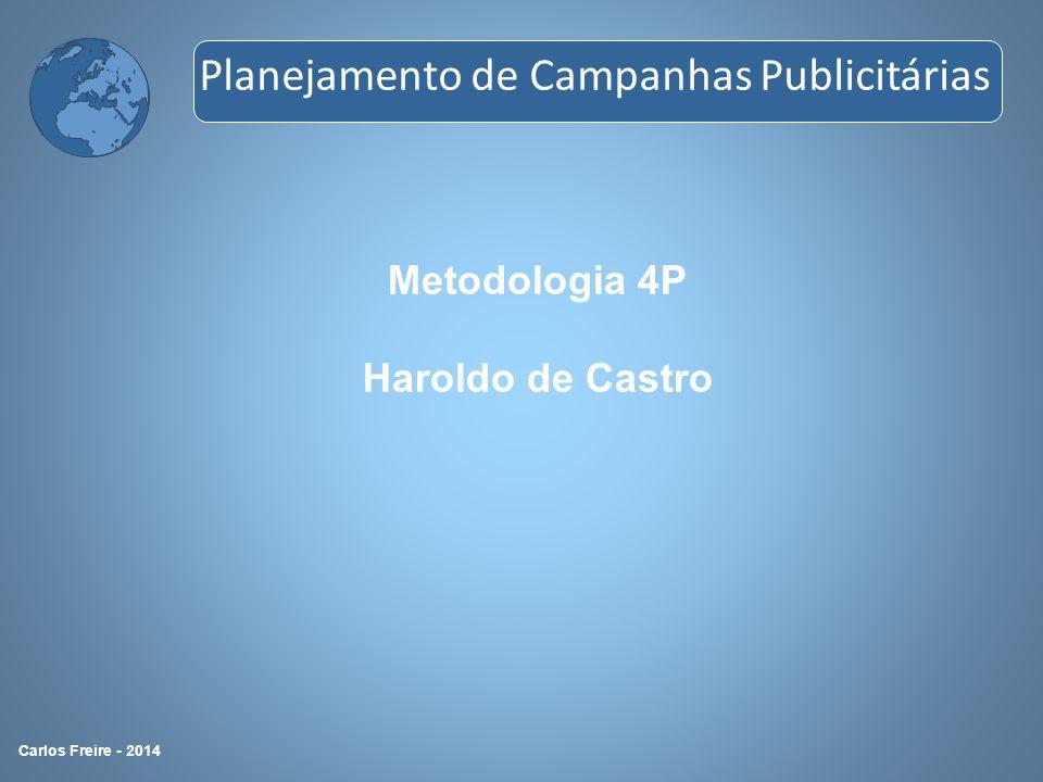 A Oficina 4P foi desenvolvida por Haroldo de Castro em parceria com a CI – Conservação Internacional.