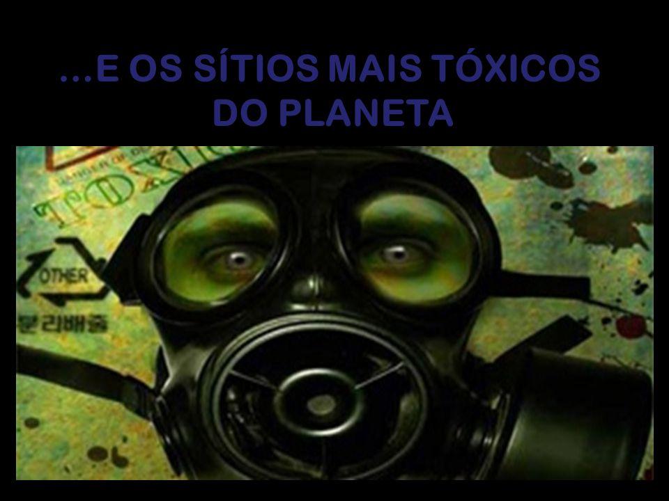 Enquanto a população do mundo chega quase a 7 biliões, esta cada vez mais e mais difícil encontrar na Terra um lugar que não esteja afectado pela poluição feita pelo Homem.