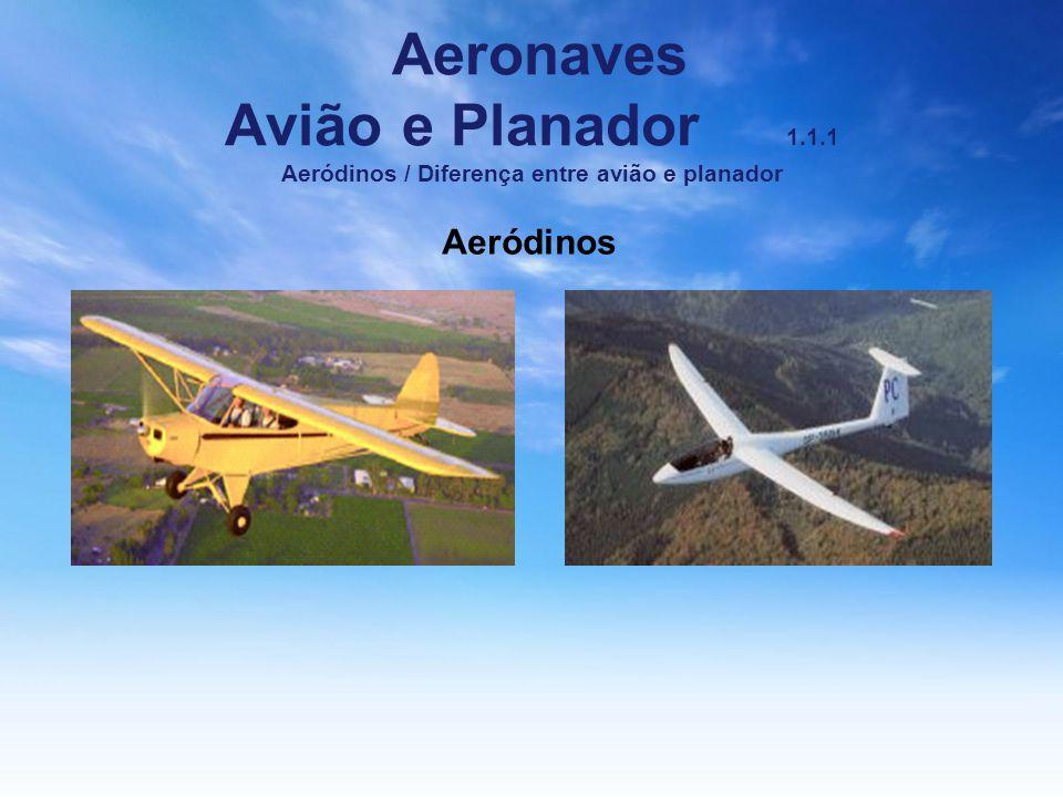 Aeronaves Helicóptero e Autogiro 1.1.1 O helicóptero e o autogiro são Aeródinos de asa rotativa.