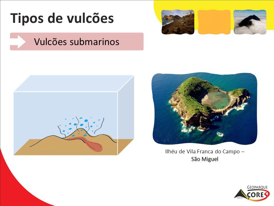 Pico Exploração de rochas (construção civil) - Pico Matérias-primas 4 Santa Maria Igreja de Nossa Senhora da Purificação - Santa Maria Importância dos vulcões