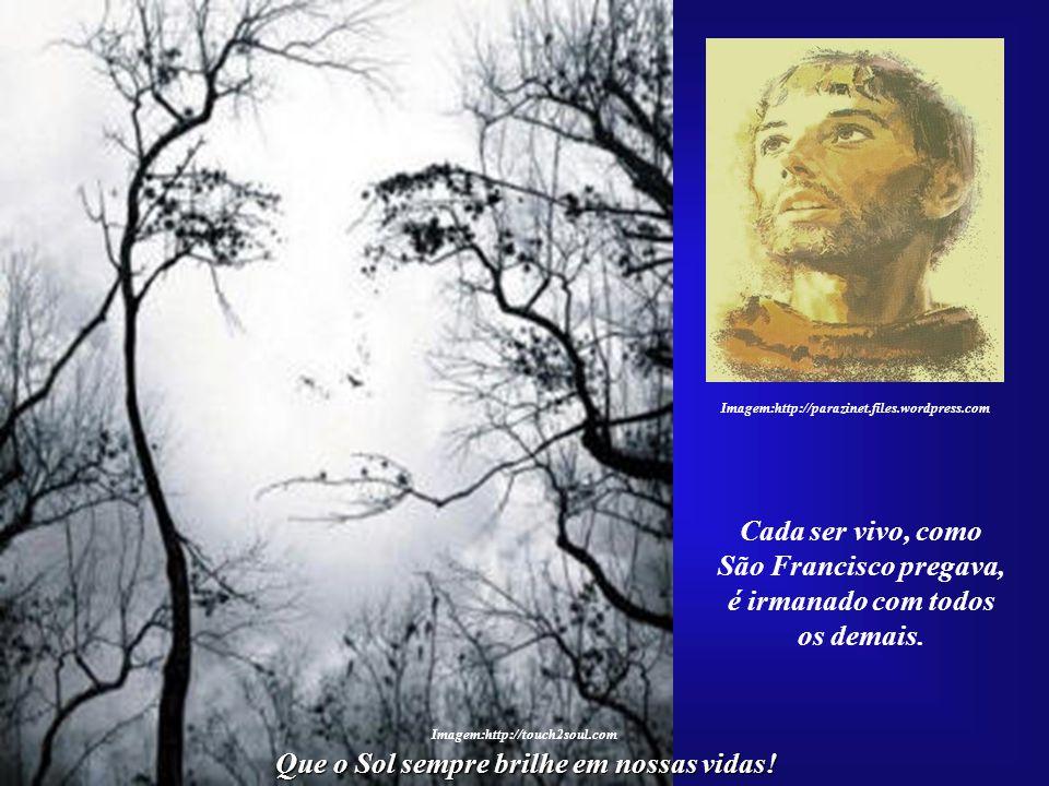Imagem:http://touch2soul.com Que o Sol sempre brilhe em nossas vidas.