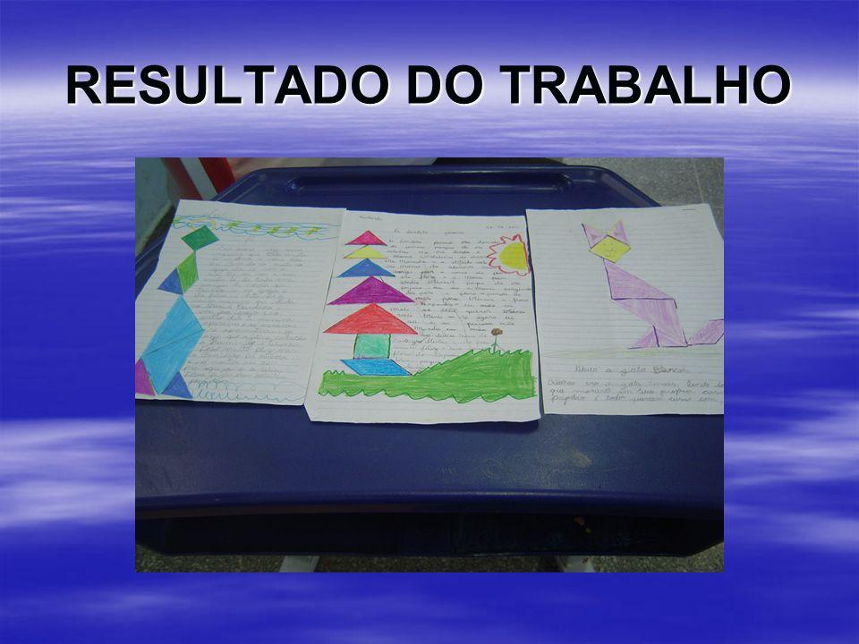 RESULTADO DO TRABALHO