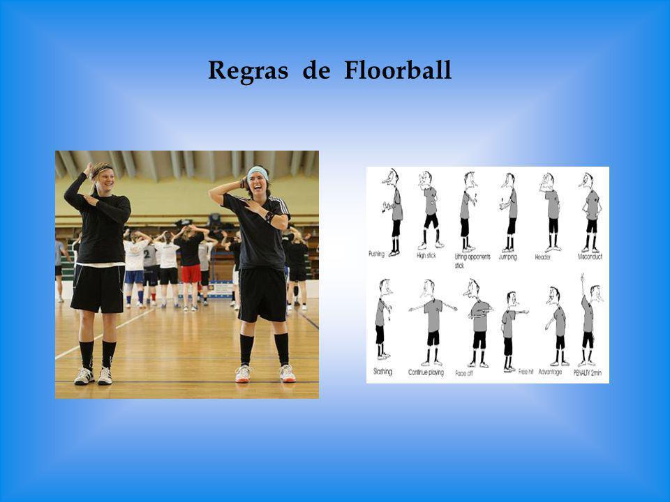 Regras de Floorball