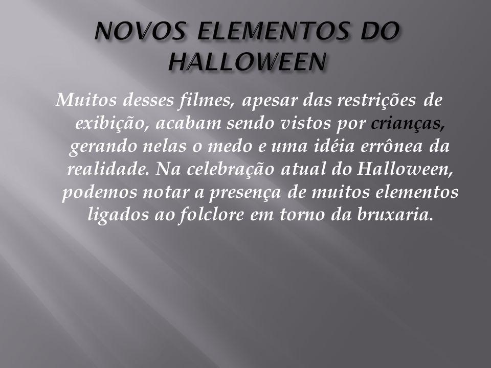 A celebração do 31 de Outubro, muito possivelmente em virtude da sua origem como festa dos druidas, vem sendo ultimamente promovida por diversos grupos neo-pagãos, e assume o caráter de celebração ocultista.