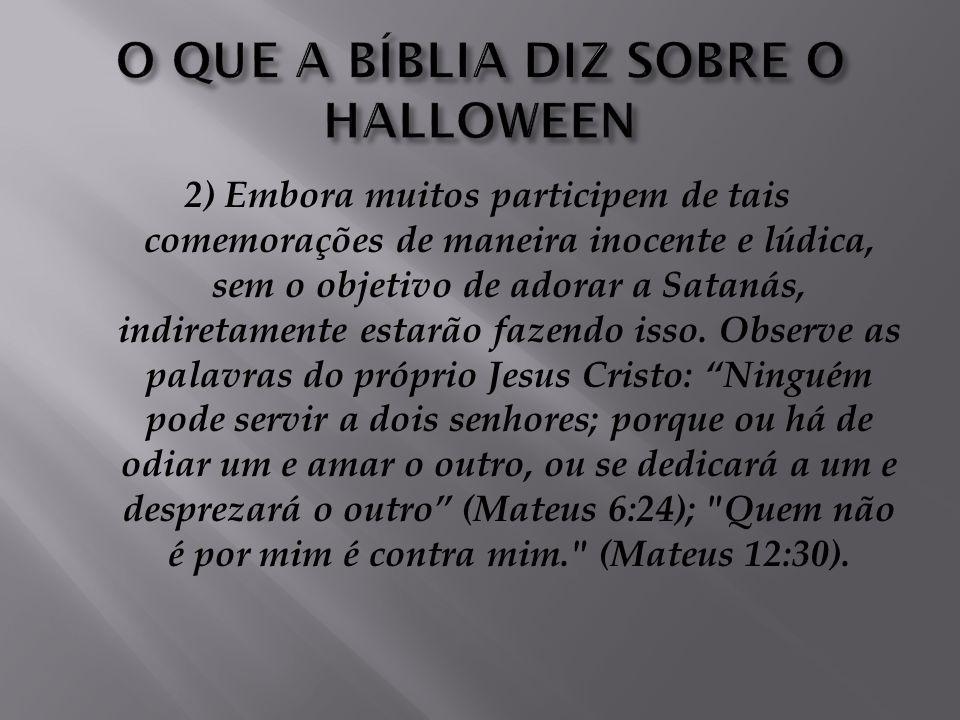 · Comunicação com os mortos: Não permitam que se ache alguém entre vocês que faça encantamentos; que seja médium, consulte os espíritos ou consulte os