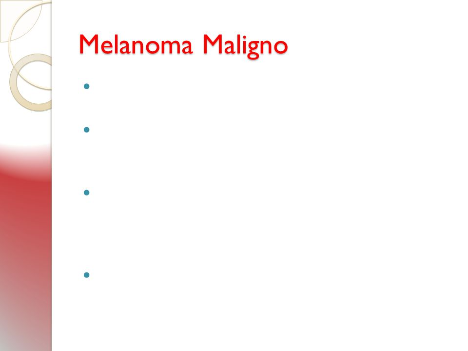 Melanoma Maligno A incidência de melanomas aumentou em 10 vezes nos últimos 40 anos. A exposição prolongada e intensa de extensas áreas ao sol - causa
